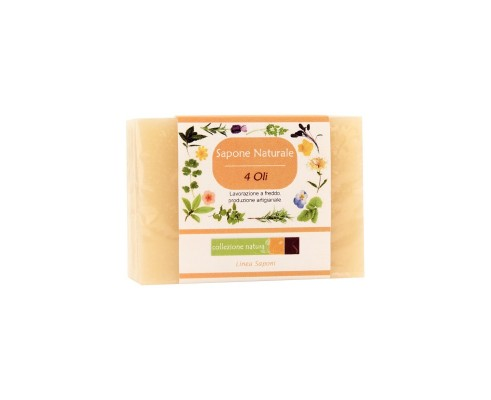 Marseille soap 4 Oils