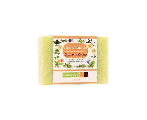 Marseille soap Wheat Germ