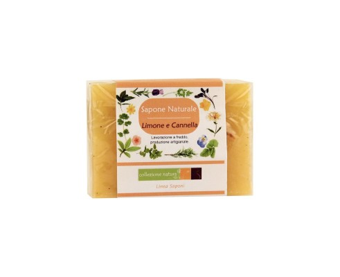 Marseille Soap Lemon and Cinnamon