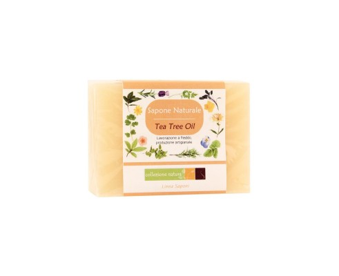 Marseille soap Tea Tree Oil
