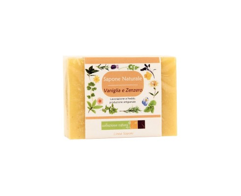 Marseille soap Vanilla and Ginger