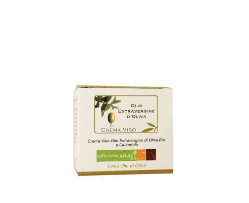 Calendula Face Cream and Extra Virgin Organic Olive