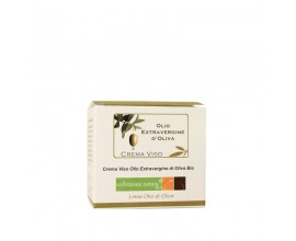 Face Cream Extra Virgin Organic Olive