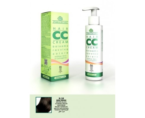 CC Cream hair conditioner revives black 10