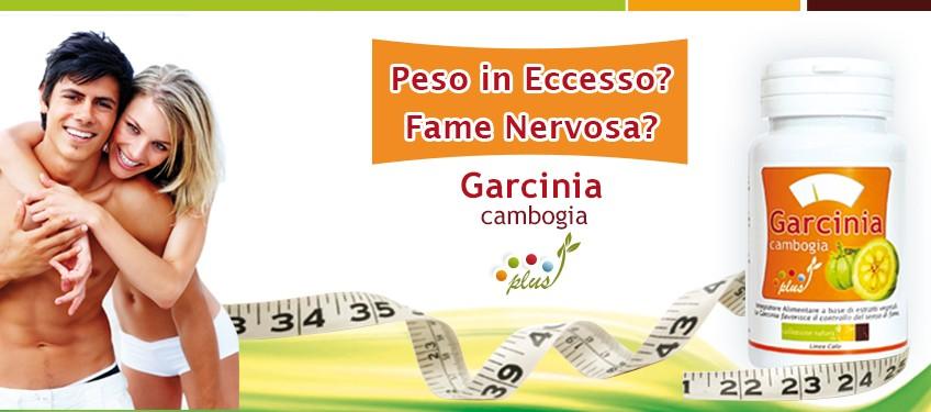 garcinia Cambogia - Fame Nervosa - Eccesso di Peso